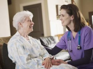 How to Find a Job As a Caregiver