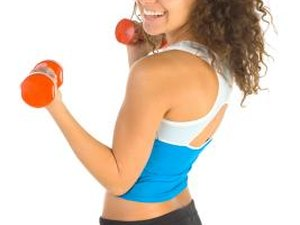 The Correct Dumbbell Weight for Aerobics