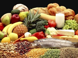 List of Carbohydrate Choices