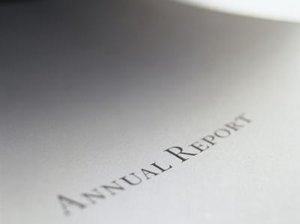 How to Find Annual Revenues for a Company