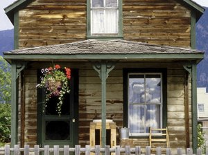 Problems With Insuring Log Homes