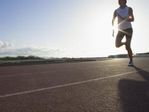 Muscles & Exercises to Become a Faster Runner