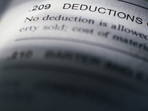 Hazards of Claiming Tax Deductions