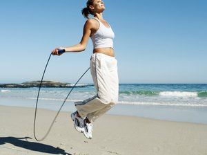 Heavy Jump Rope Workouts