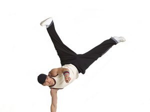 How to Do a Hip Hop Handstand