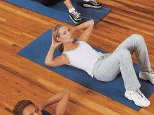Do Crunches Work the Abdominal Wall?
