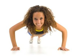 Do Pushups Help You for Running?