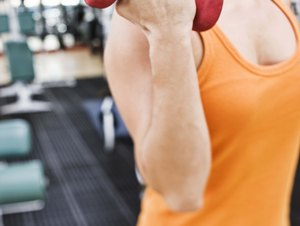 Dumbbell Training for Women