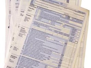 How to Assemble Paper Tax Returns
