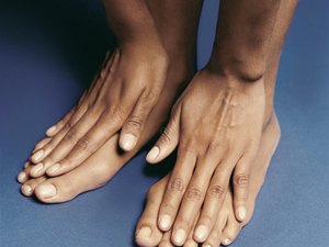 Nutrition for Healthy Fingernails & Toenails