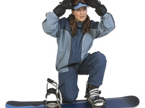 What Foot Does a Leash Go on in Snowboarding?