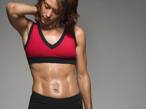 Exercises for a Woman's Flabby Muscles