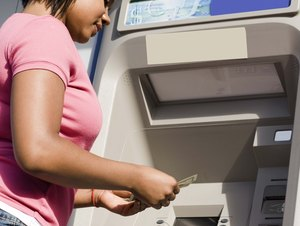 How Much Cash Can You Withdraw From Your Bank's ATM at Once?