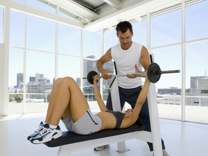 Workouts for the Biceps and Chest Muscle Groups