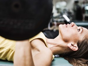 Workouts With Bars for Women