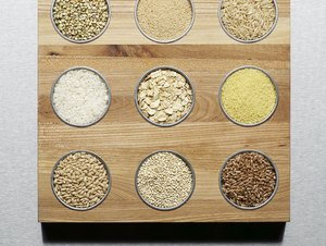 Nutritionally Dense Grains