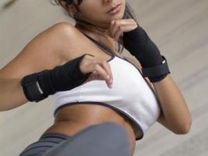 Kickboxing Workout & Routine
