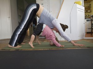 Simple Yoga Poses for Kids