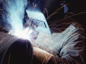 Welding Jobs in the Army