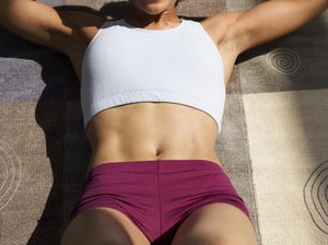 How to Target the Top of Your Belly With Belly Exercises