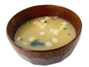 Nutrients in Miso