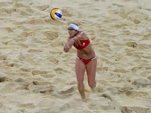 The Best Exercises Before Playing Volleyball