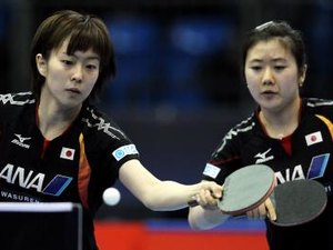 How to Play Doubles Table Tennis