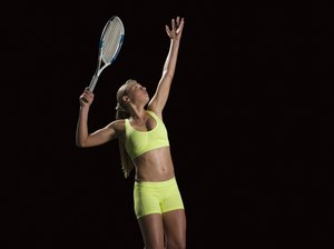 Wrist Pronation Drills for Tennis Serves
