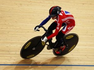 Strength Training for Track Cycling