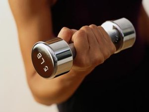 Slimmer Arms Workout With 5lb. Dumbbells