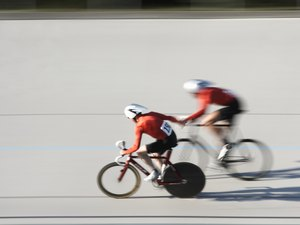 Training Workouts for Track Cyclists