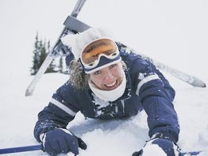 How to Not Get Sore After Skiing