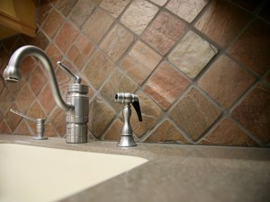 Frugal Kitchen Backsplash Ideas