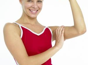 Stretches for the Arm Extensor & Flexor