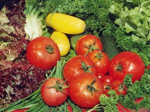 List of Vegetables to Eat on the Mediterranean Diet