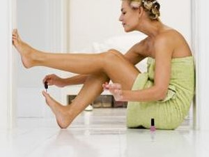How to Get Healthy Toe Nails