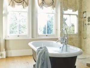 Bathtubs vs. Shower Stalls in the Sale of Houses