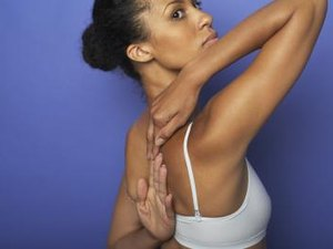 Downward Rotator Stretches for the Shoulder