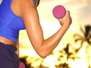 Toned Arm Exercises for Women