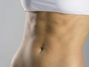 Work Out for the Stomach for Home or Work