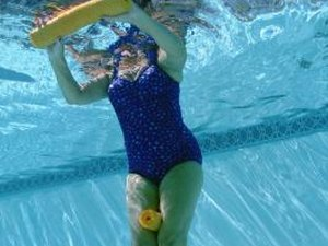 Deep Water Exercise Routines