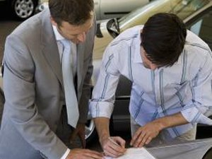 Does a Car Dealership Have to Run Your Credit?