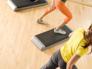 The Benefits of Step Aerobics