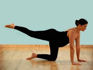 Weekly Exercise Routine for Pregnant Women