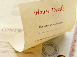 How to Locate the Deed to My House