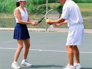 Tennis Instruction Techniques