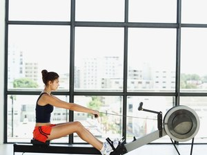 Workouts on Rowing Machines