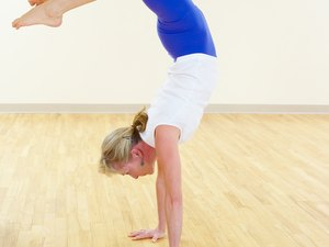 Can Handstands Make You Lose Weight?