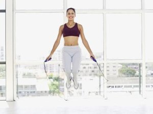 Jump Rope Circuit Training