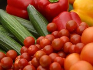 What Are the Benefits of Mini Cucumbers and Grape Tomatoes?